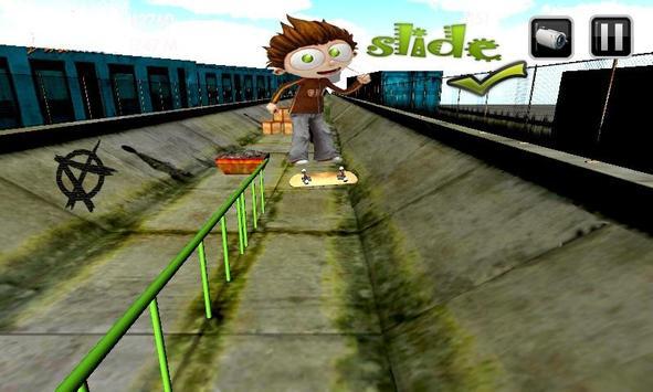 ANGELO SKATE ADVENTURE apk screenshot