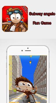 Subway angelo Run Game screenshot 1