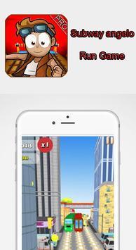 Subway angelo Run Game screenshot 2
