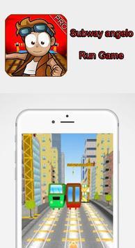 Subway angelo Run Game screenshot 3