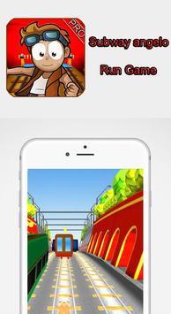 Subway angelo Run Game screenshot 4