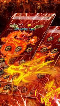 Dragon Anger Theme poster