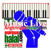 Hiburan Musik Hidup Angkringringan Halal icon