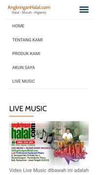 Hiburan Musik Hidup Angkringringan Halal apk screenshot