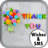 Thank You Wishes-SMS icon