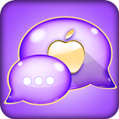 l Messenger SMS For l Phone icon