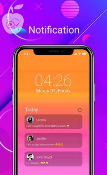 l Messenger SMS For l Phone screenshot 2