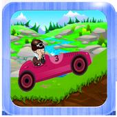 Angry Bean Hill Climb Racing icon