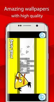 angry HD wallaper for bird screenshot 3