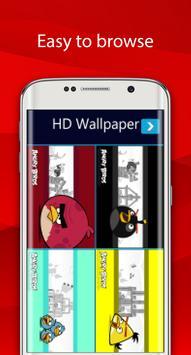 angry HD wallaper for bird screenshot 4