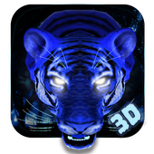 Ice Angry Tiger 3d Theme For Android Apk Download