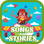 Animated Stories And Songs For Kids icon
