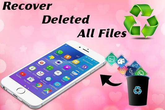 Recover Deleted All Files, Contact, Videos & Photo screenshot 6