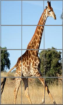 لعبة تركيب صور الحيوانات مراحل poster