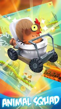 Super Animal Racing Squad screenshot 3