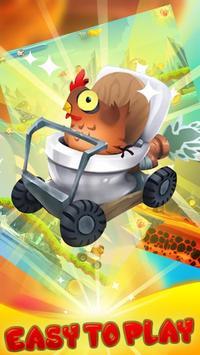 Super Animal Racing Squad poster