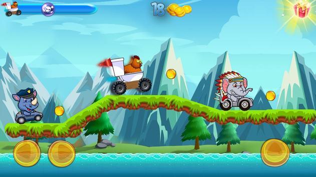 Super Animal Racing Squad screenshot 1