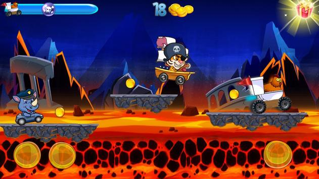 Super Animal Racing Squad screenshot 2