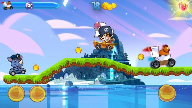 Super Animal Racing Squad screenshot 4