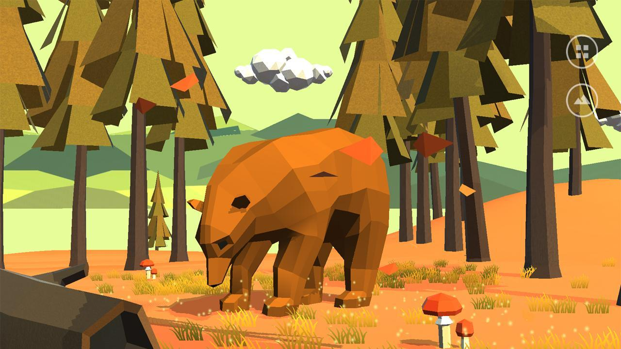 Animal 4D Free AR Low Poly- Augmented Reality for Android