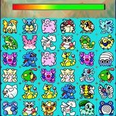 Pikachu Classic G icon