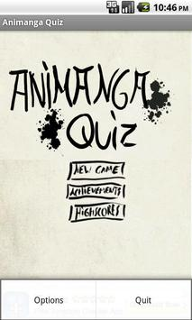 Animanga Quiz apk screenshot