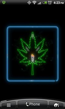 Neonnabis Live Wallpaper screenshot 3