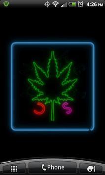 Neonnabis Live Wallpaper screenshot 6