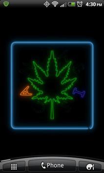 Neonnabis Live Wallpaper screenshot 7