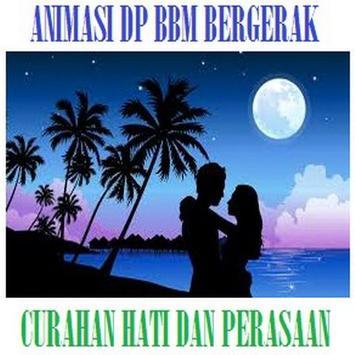 ANIMASI DP BERGERAK TERBARU poster