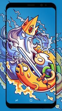 ... Adventure Time HD wallpaper screenshot 3 ...