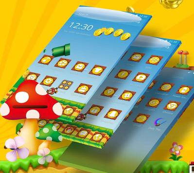 Anime Game Theme screenshot 1