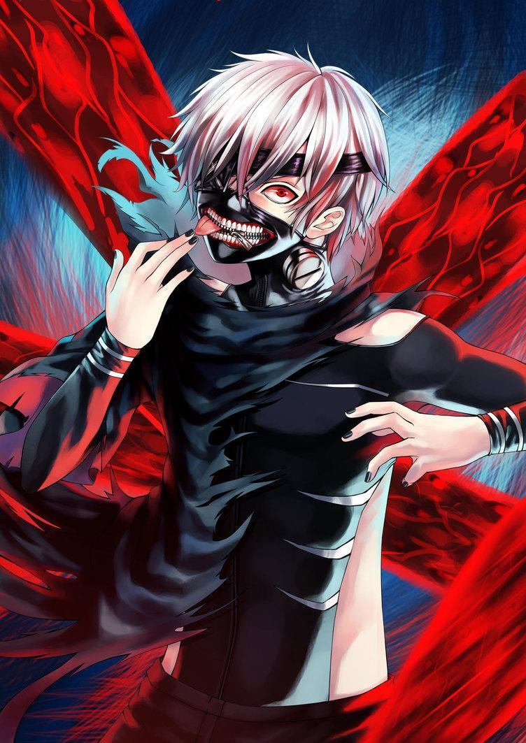 Anime Gambar Ghoul Cool Boy For Android Apk Download