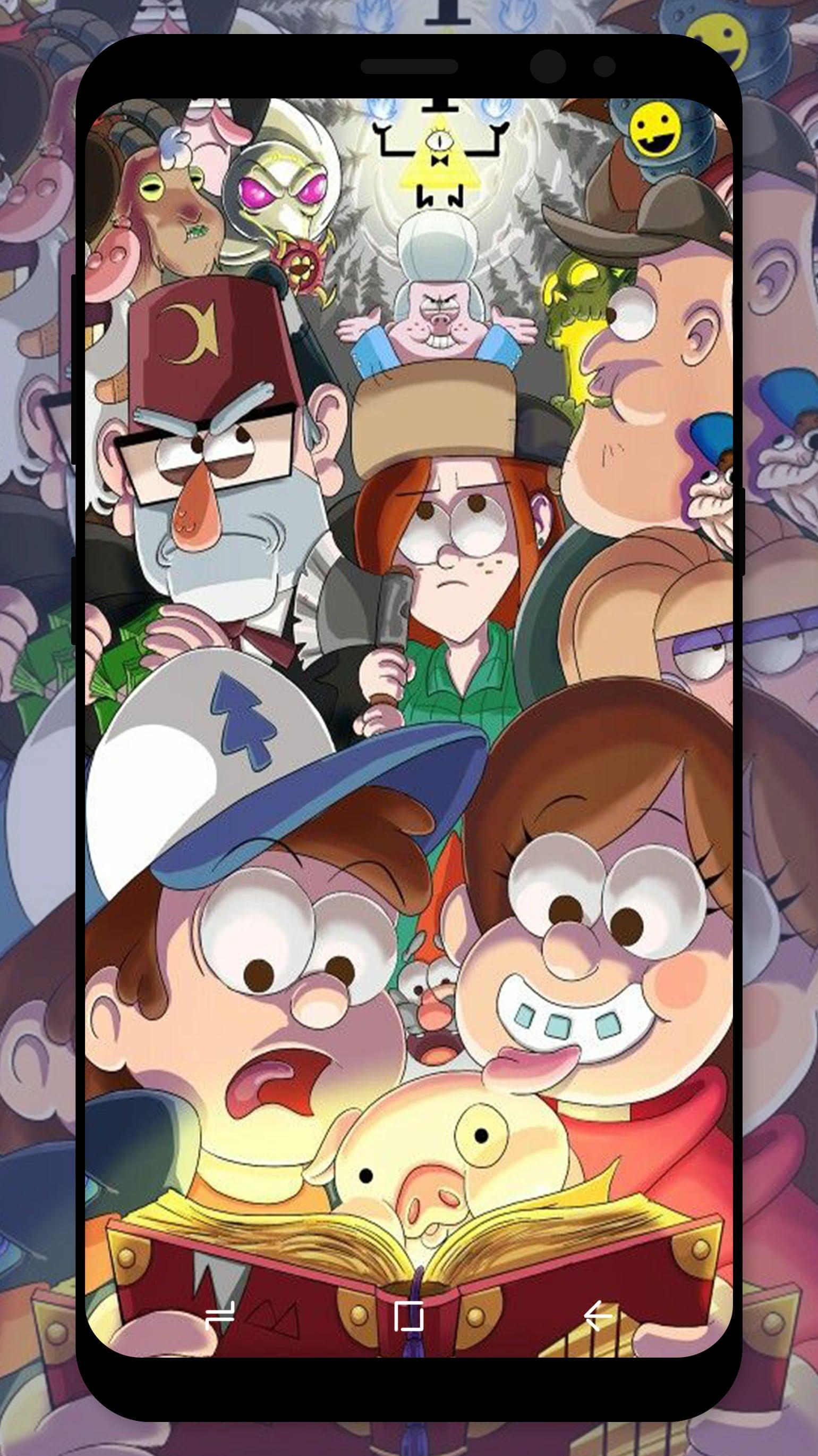Gravity Falls Hd Wallpaper 2018 For Android Apk Download