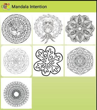 Mandala Coloring Book Free apk screenshot