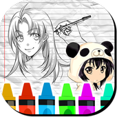 How to Draw Anime and Manga icon