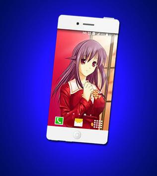 Girl Anime Wallpaper HD apk screenshot