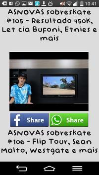SobreSkate Videos screenshot 1