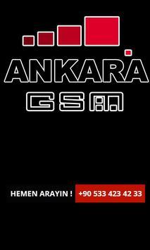 Ankara Sıfır İkinci El Telefon poster