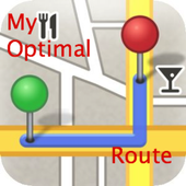 My Optimal Route icon