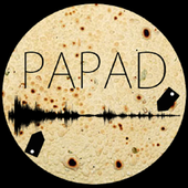 Papad audio tagger app icon