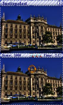 DifferenceGame Munich apk screenshot