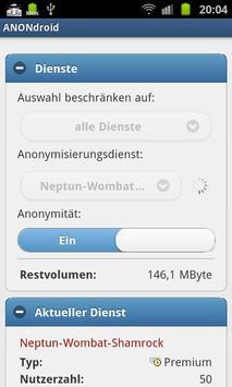 ANONdroid apk screenshot