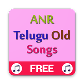 ANR Telugu Old Songs Mp3 icon