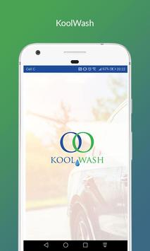 Kool Wash poster