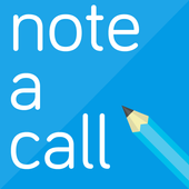 Note a Call icon