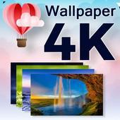 4K Wallpaper App icon