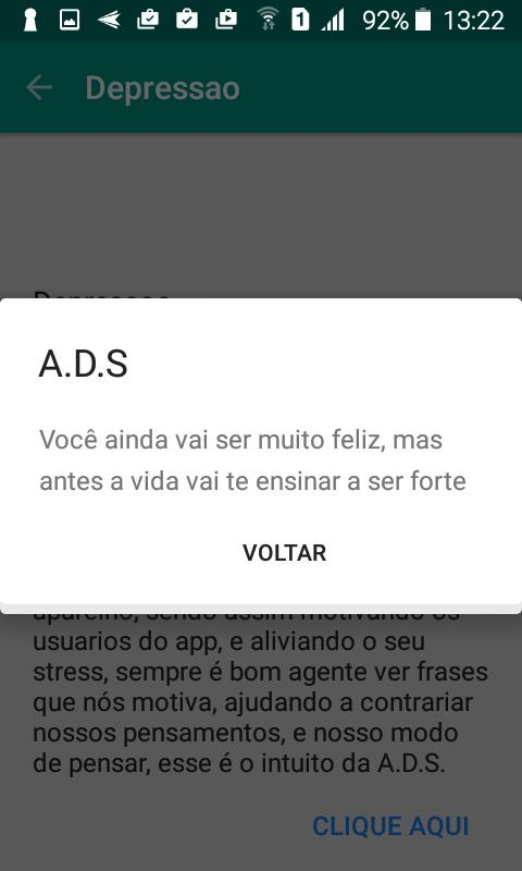 Ads Ansiedade Depressao For Android Apk Download