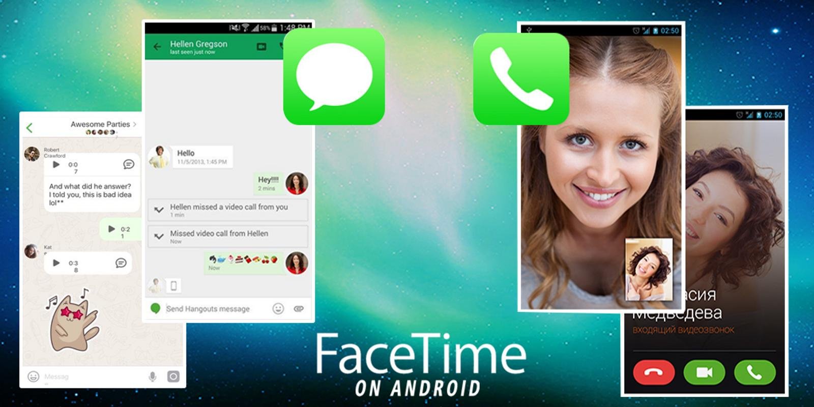 free facetime chat