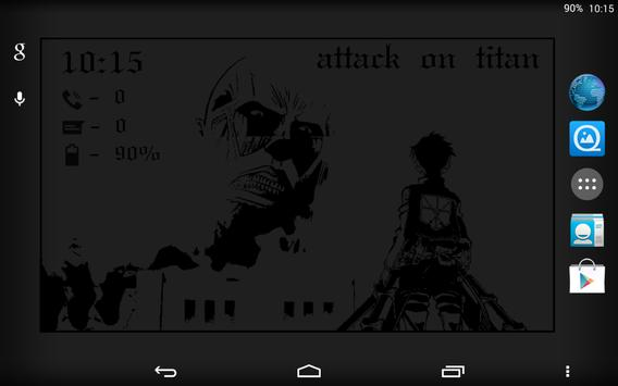 Attack on Titan - UCCW SKIN screenshot 5